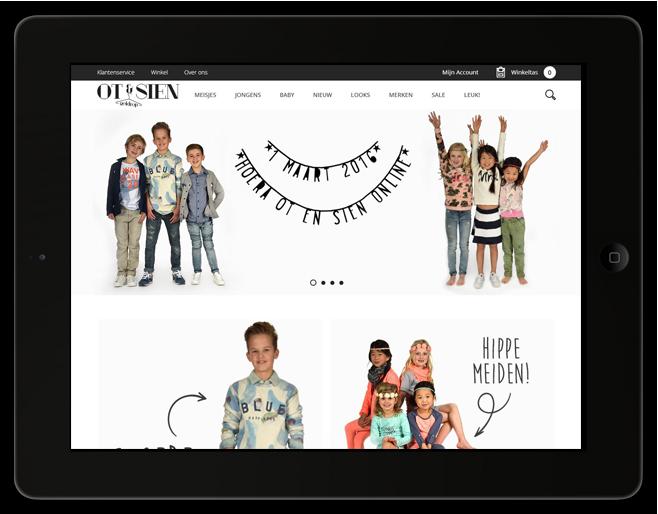 Ot En Sien Kinderkleding.Opleveringen En Noviteiten Door Divide Meerwaarde In E Commerce
